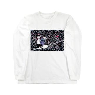 チャカチャカシャツ ロングスリーブTシャツ