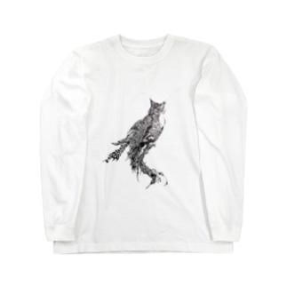 ツク ロングスリーブTシャツ