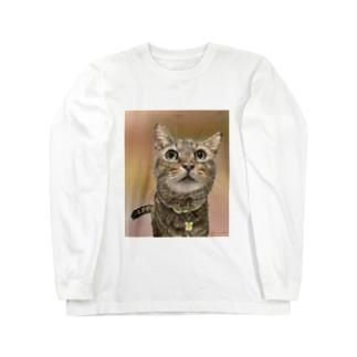 あずおくん ロングスリーブTシャツ