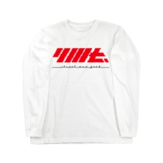YMT.dotロゴ ロングスリーブTシャツ