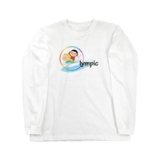 びゅんびゅんオリンピック ロングスリーブTシャツ