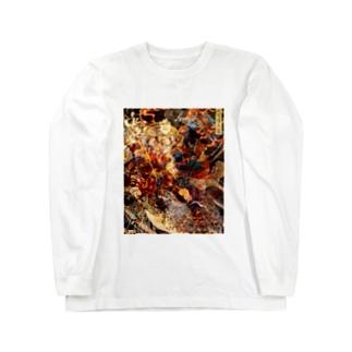 My wayコラボ ロングスリーブTシャツ
