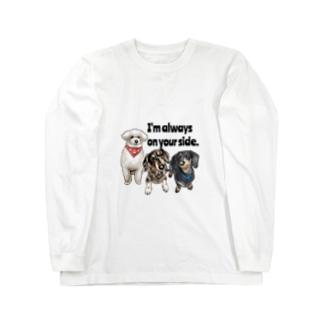 T.A様オーダー品 ロングスリーブTシャツ