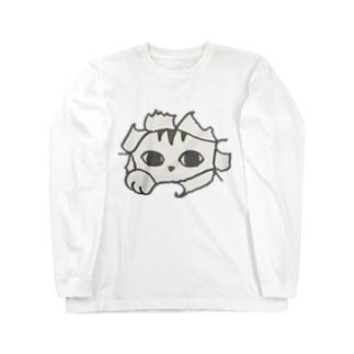 トッパ猫 ロングスリーブTシャツ