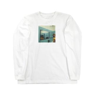 girl ロングスリーブTシャツ
