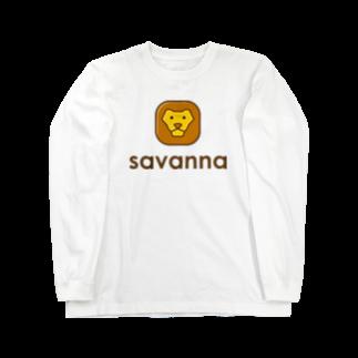 willnetのsavanna ロングスリーブTシャツ