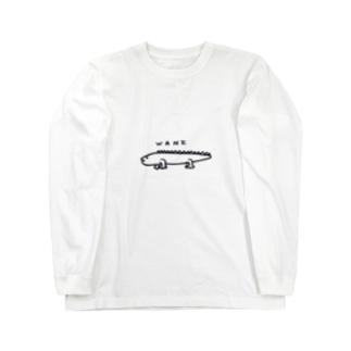 wani ロングスリーブTシャツ