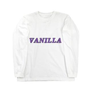 バニラ ロングスリーブTシャツ