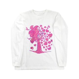 The_Mother_Tree ロングスリーブTシャツ