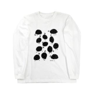 ホロホロほろほろ ロングスリーブTシャツ