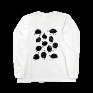 Kanonchen(カノンヒェン)のホロホロほろほろ ロングスリーブTシャツ