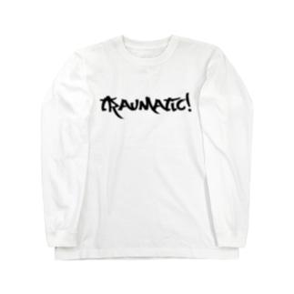 traumatic000 ロングスリーブTシャツ