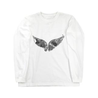 Lupus Wing ロングスリーブTシャツ