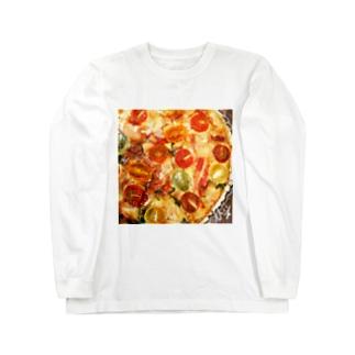 Tomato ロングスリーブTシャツ