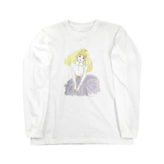 #オトナ女子 ロングスリーブTシャツ