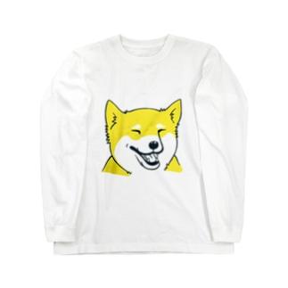 シバわん05 ロングスリーブTシャツ