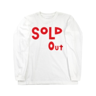 SOLD OUT ロングスリーブTシャツ