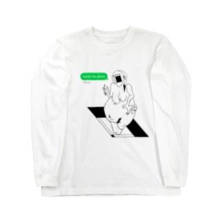 R≒Y×糖馬 no.2 ロングスリーブTシャツ