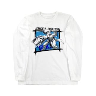 Mach Punch リキ ロングスリーブTシャツ