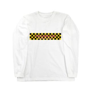 YELLOW CAB ロングスリーブTシャツ