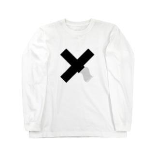 Figure - 05(BK) ロングスリーブTシャツ