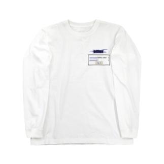ら ロングスリーブTシャツ