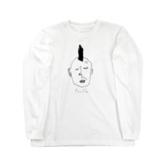 People#19 ロングスリーブTシャツ