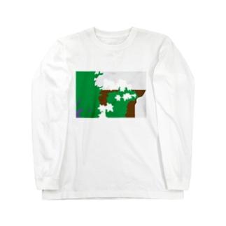 3 ロングスリーブTシャツ