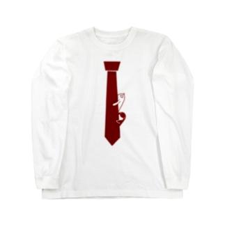 ねくたい。 ロングスリーブTシャツ