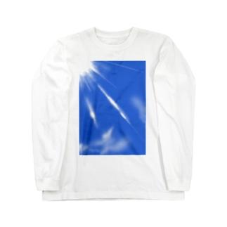 夏の空 ロングスリーブTシャツ