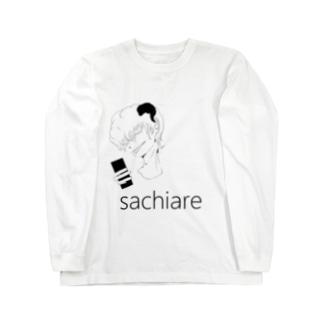 サチアレ.combination ロングスリーブTシャツ
