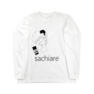 サチアレ.solo ロングスリーブTシャツ