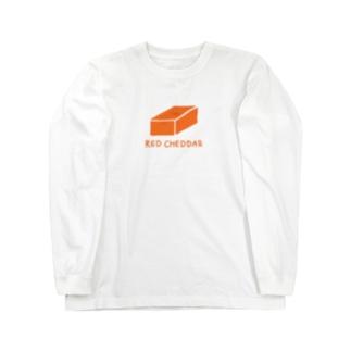レッドチェダーチーズ ロングスリーブTシャツ