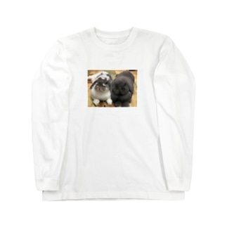 サスケとゴマ ロングスリーブTシャツ