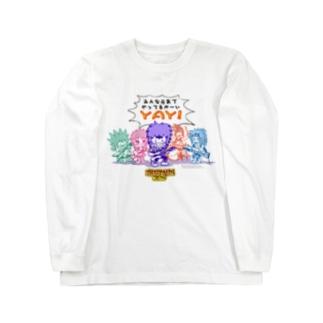ヘビメタキッズ ロングスリーブTシャツ