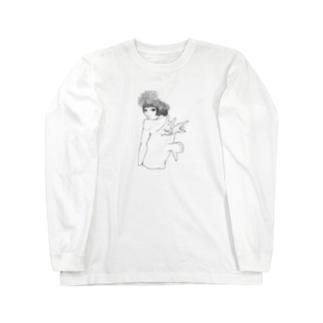 カンムリ ロングスリーブTシャツ