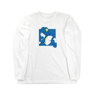 kuma ロングスリーブTシャツ