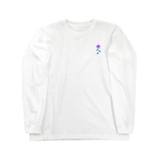 桔梗 ロングスリーブTシャツ