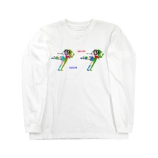 サッカーJK-B ロングスリーブTシャツ