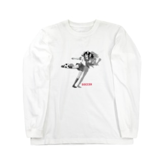 サッカーJK-C ロングスリーブTシャツ