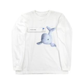 氷 ロングスリーブTシャツ