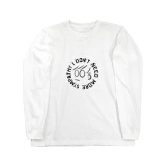 めがねクン ロングスリーブTシャツ