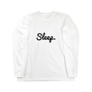 Sleep ロングスリーブTシャツ