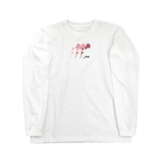 _rose. ロングスリーブTシャツ