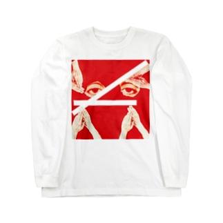 人民 ロングスリーブTシャツ