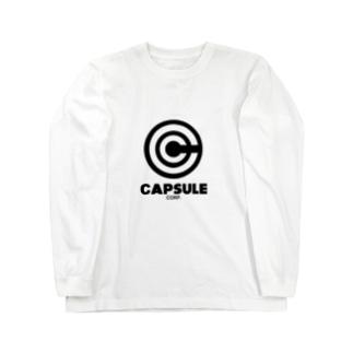 capsule ロングスリーブTシャツ