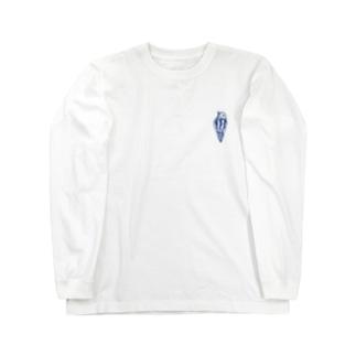 ahiru  ロングスリーブTシャツ