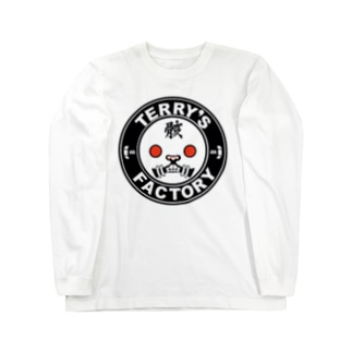 てりィ'S Factory骸 ロングスリーブTシャツ