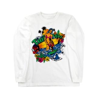TWISTER ロングスリーブTシャツ