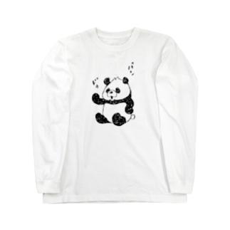 パンドゥ_2 ロングスリーブTシャツ
